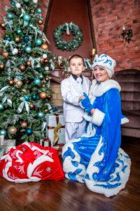 Дед Мороз в Сочи